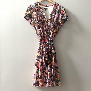 MSK   Pleated Dress